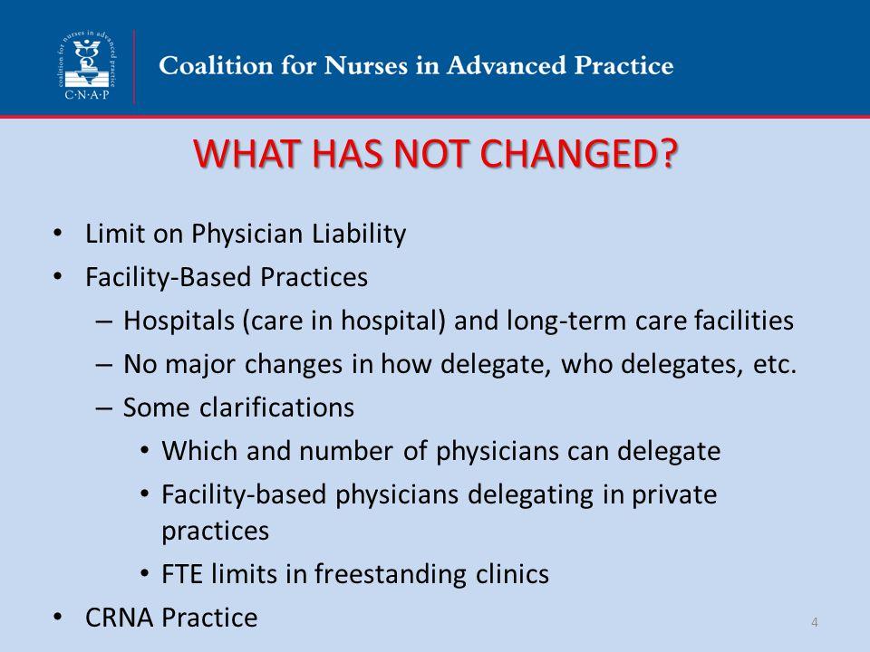 Limit on Physician Liability - MPA MPA Sec.157.060.
