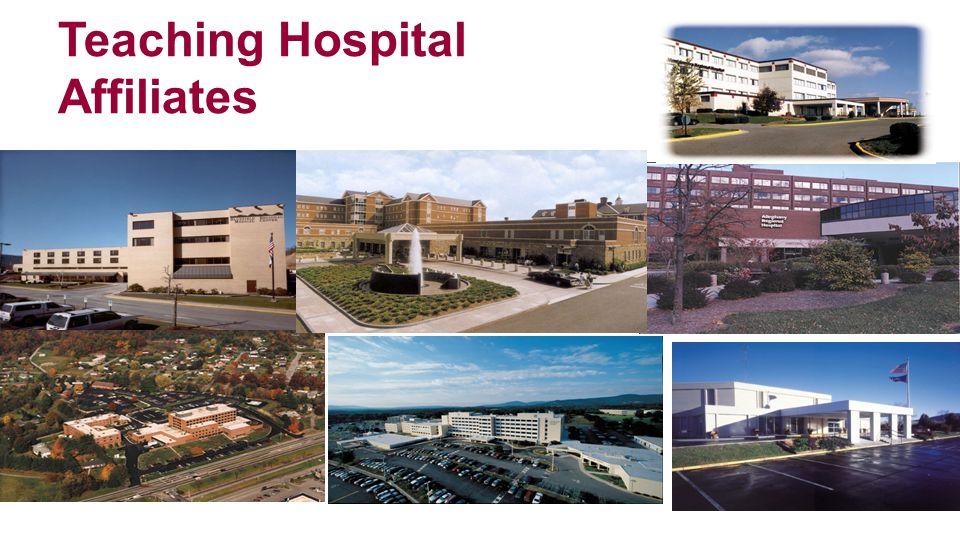 Teaching Hospital Affiliates