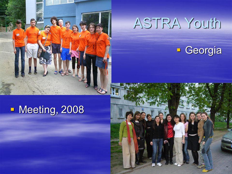 Georgia  Meeting, 2008