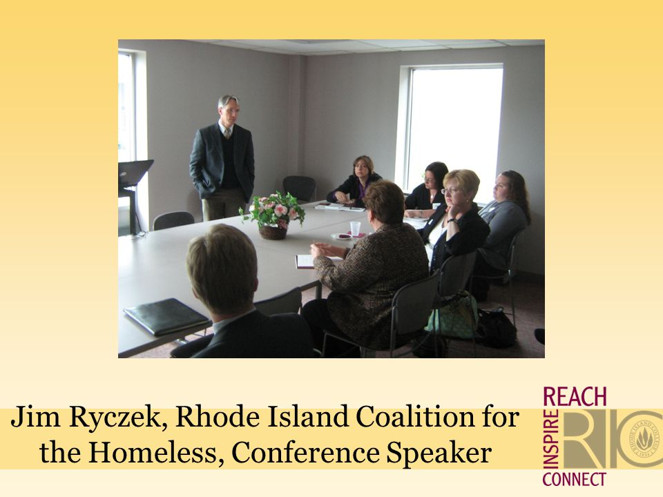 Roberta Richman and Dr. Michael Fine, Department of Corrections, Conference Speakers