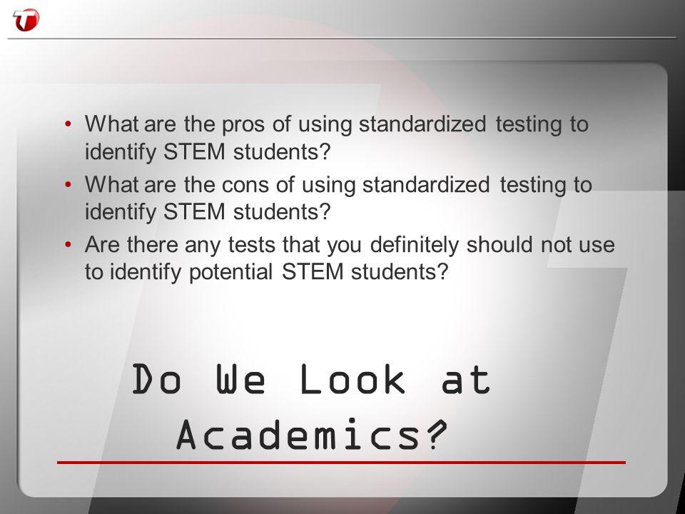 Should we interview STEM candidates?