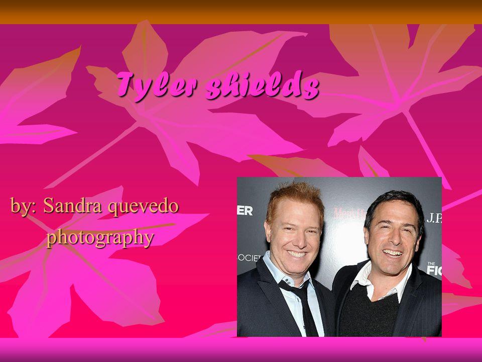 Tyler shields by: Sandra quevedo photography photography