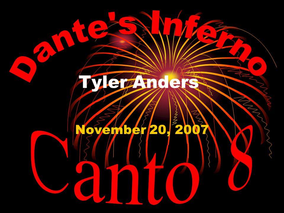 Tyler Anders November 20, 2007