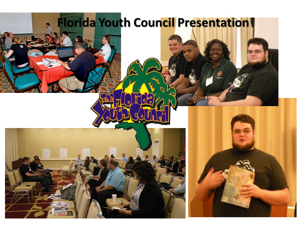 Florida Youth Council Presentation