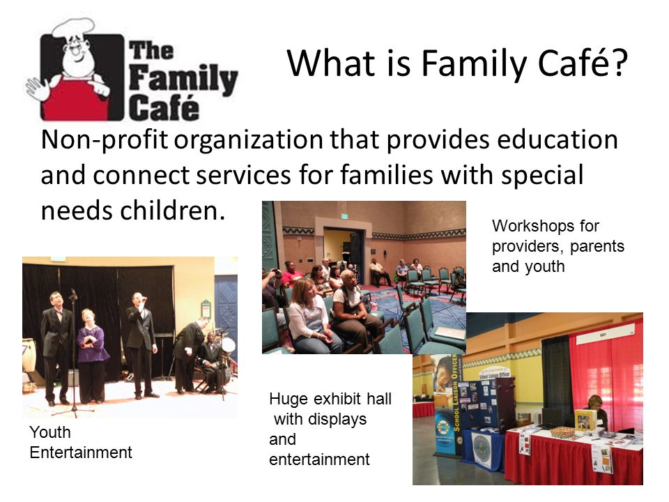 What is Family Café.