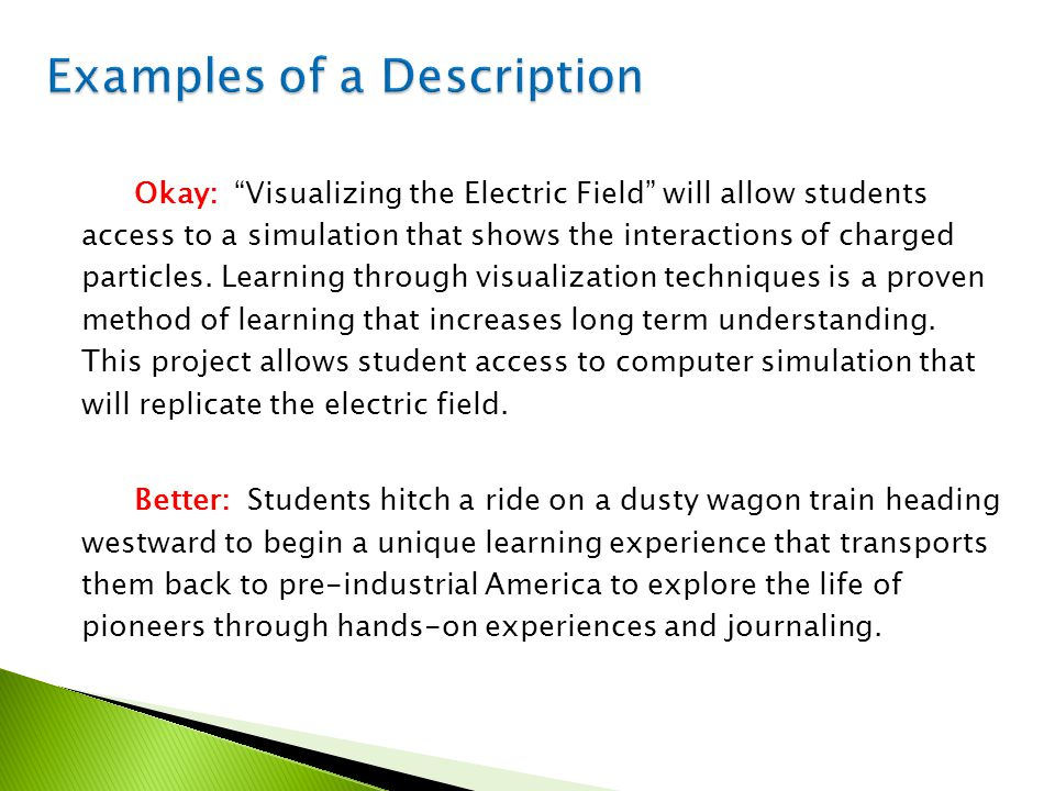 Okay: Visualizing the Electric Field will allow students access to a simulation that shows the interactions of charged particles.