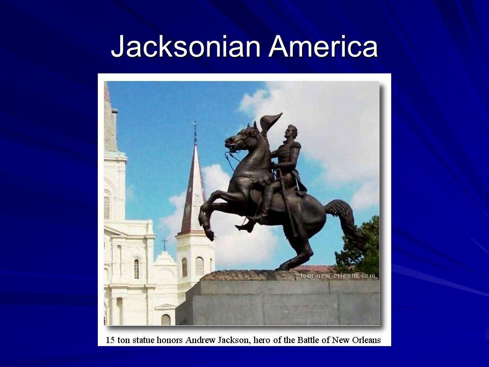 Jacksonian America