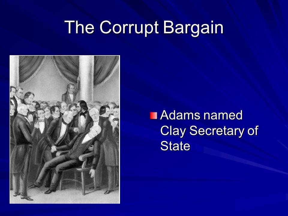 Election of 1828 John Quincy Adams Andrew Jackson