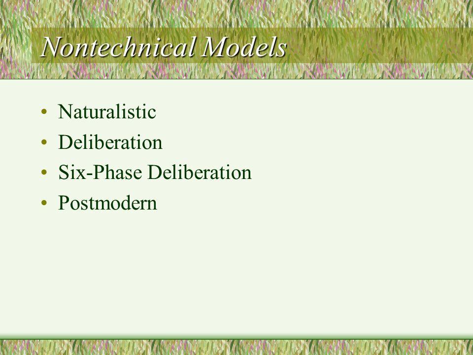 Tyler's Model Four Questions Linear
