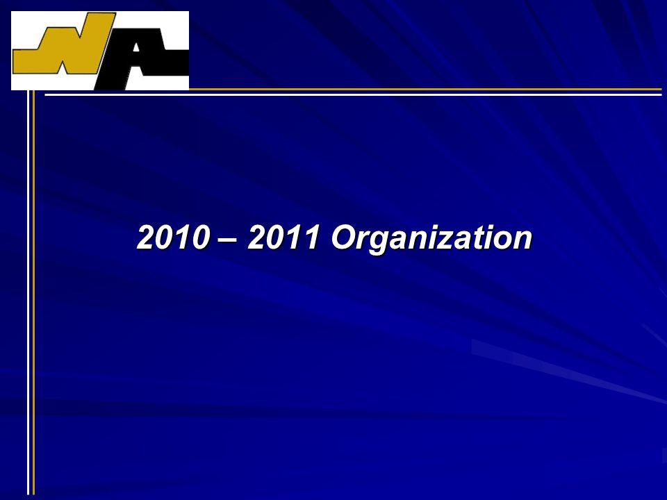 2010 – 2011 Organization