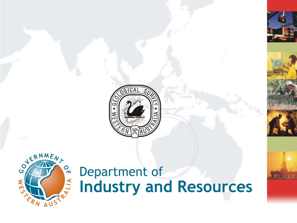 Department of Industry and Resources Geological Survey of Western Australia Tectonic evolution and mineralization of the Australian Proterozoic Ian M.