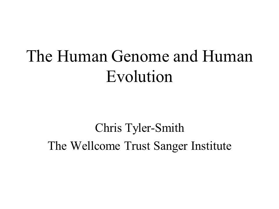 Y haplogroup distribution Jobling & Tyler-Smith (2003) Nature Rev. Genet. 4, 598-612
