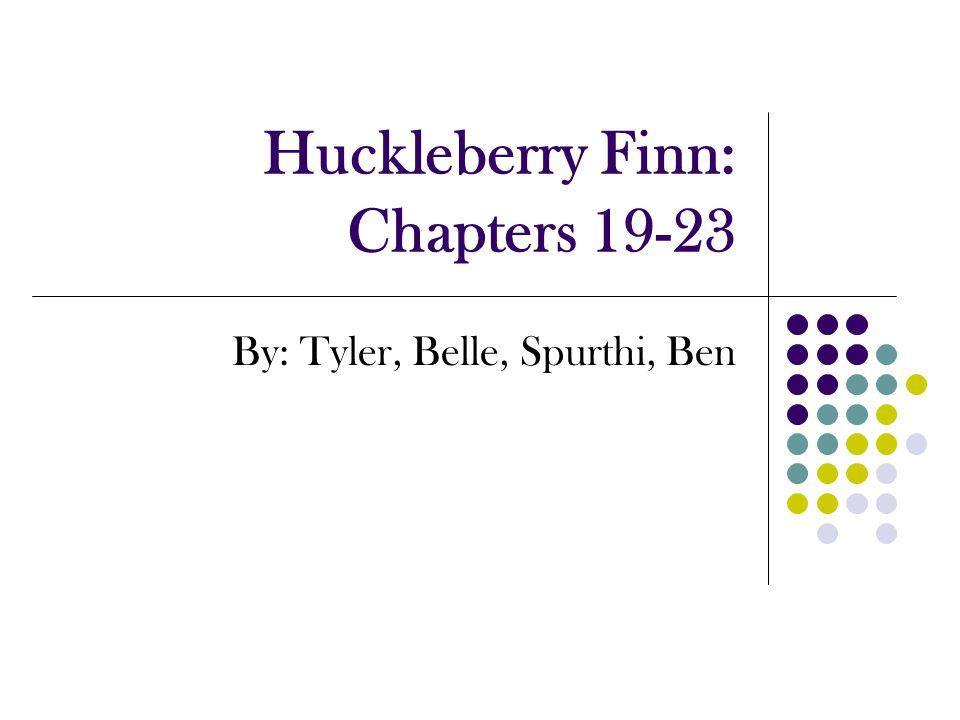 huckleberry finn chapter 5 analysis as