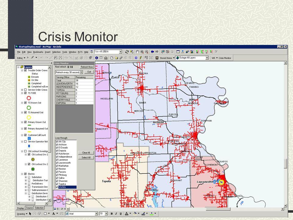 Crisis Monitor