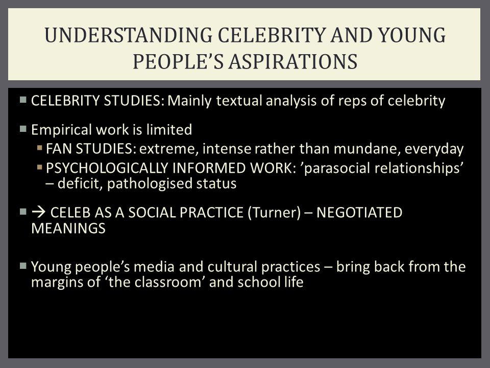  The study is located in sociology of education specifically work on aspirations, choices and transitions that sees these not as individual acts but regulated and shaped by wider inequalities.