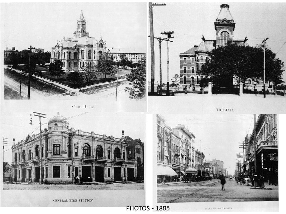 PHOTOS - 1885