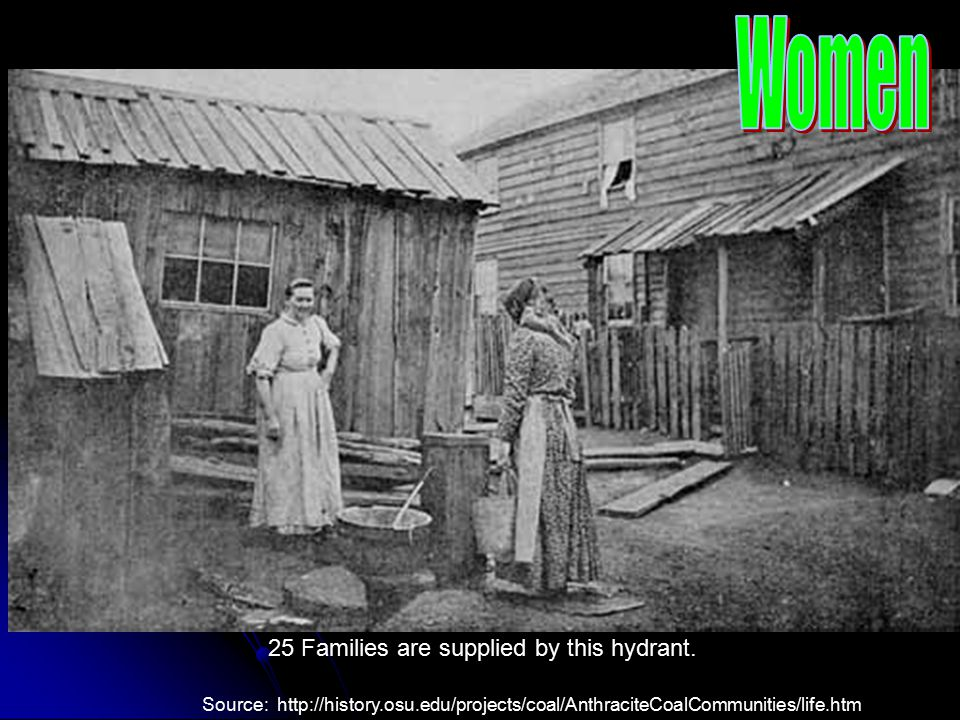 B. Women 1. Only about five percent of gold rush immigrants were women and children. 2. Some married women made the journey to California with their h