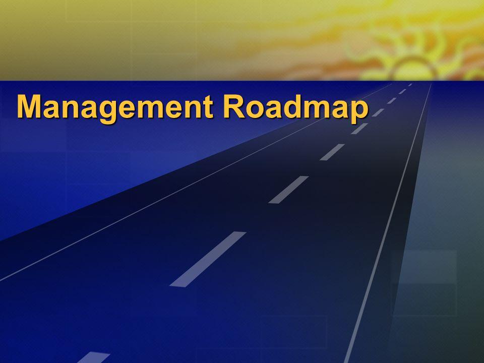 Management Roadmap