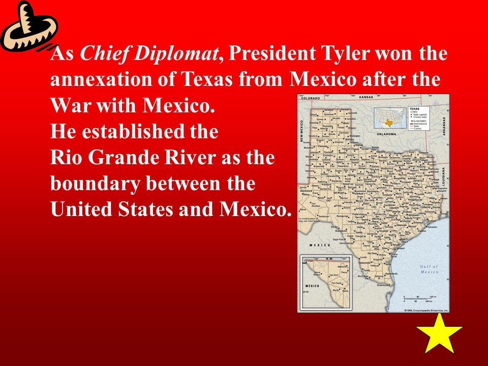 Interesting Facts DID YOU KNOW: President Tyler was the first president to marry someone while in office.
