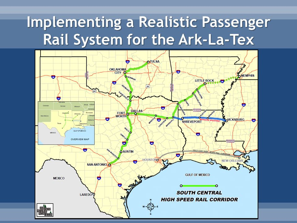 Goals  Short Term  Negotiate with host railroad for infrastructure and capacity improvements to permit additional freight and passenger schedules.