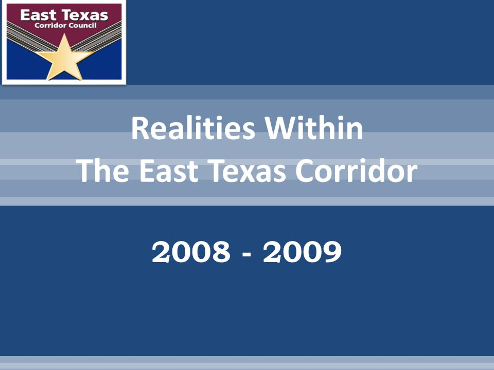 Existing Federally-Designated High Speed Rail Corridors Vision: Connect the South Central and Gulf Coast HSR Corridors