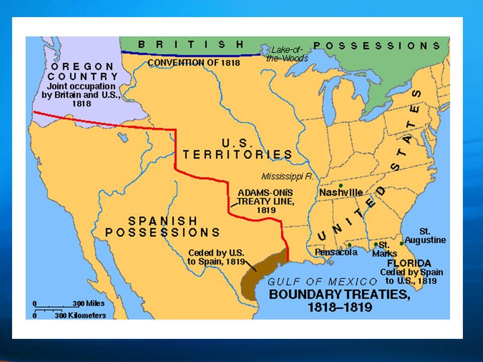 Manifest Destiny America Claims A Continent Manifest Destiny - Ap us history textbook american pageant manifest destiny map