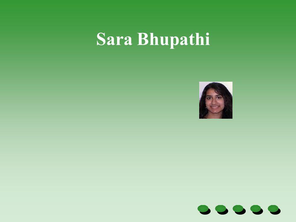 Sara Bhupathi