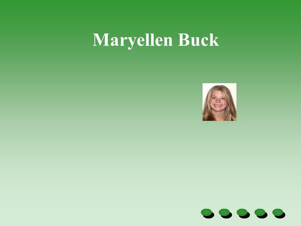 Maryellen Buck