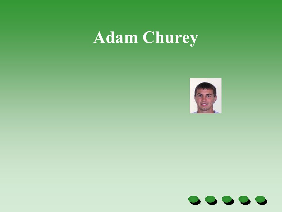 Adam Churey