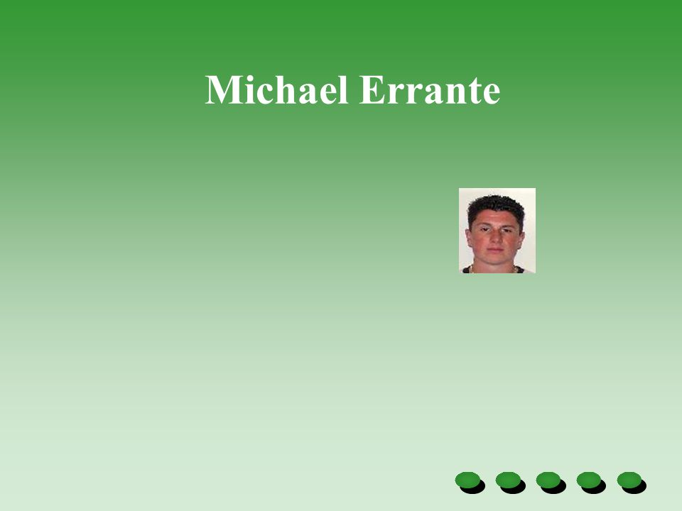 Michael Errante