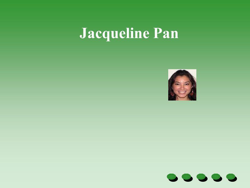 Jacqueline Pan
