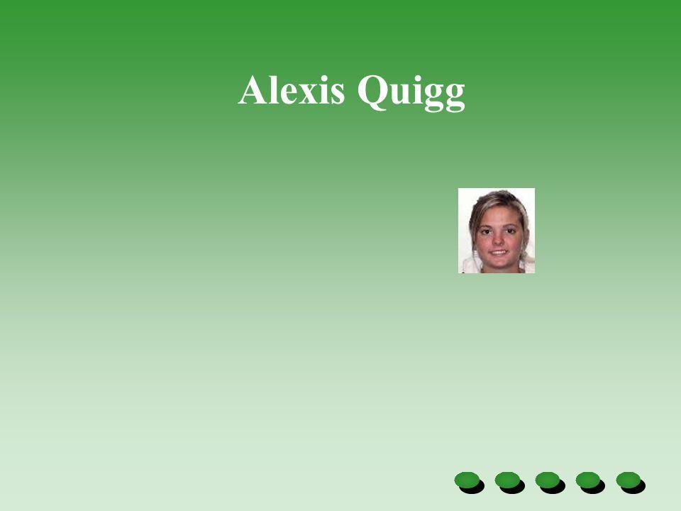 Alexis Quigg