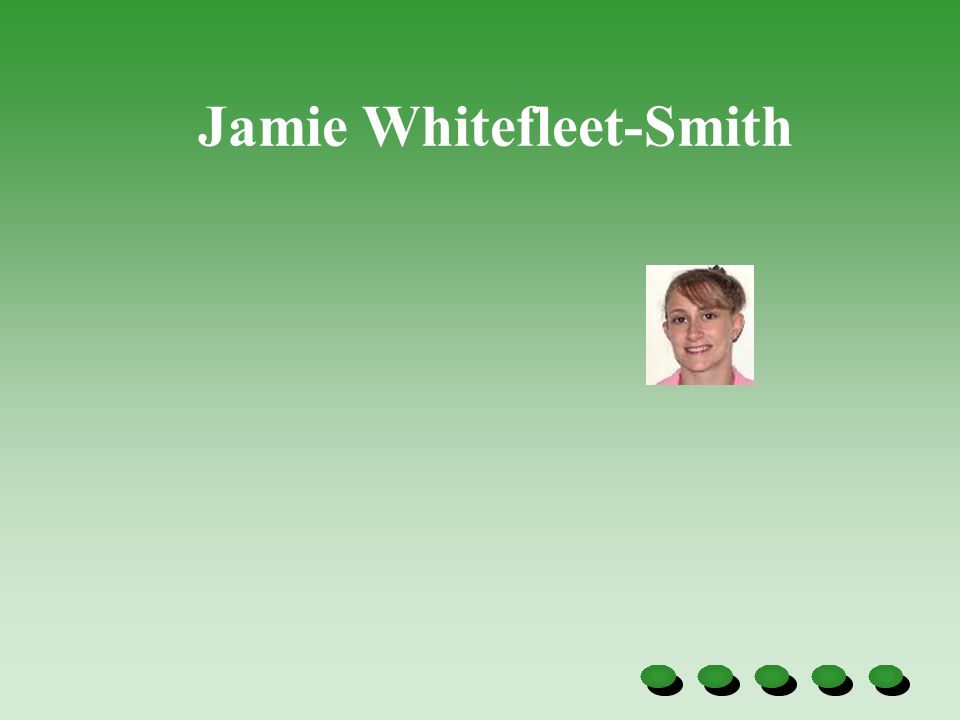 Jamie Whitefleet-Smith