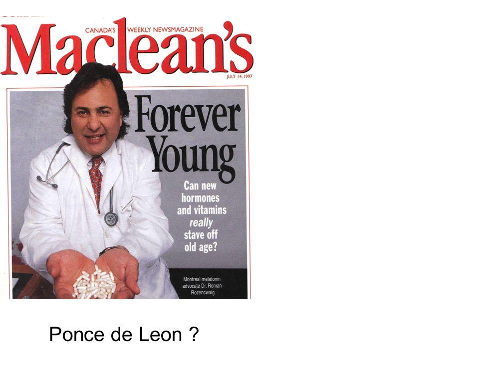 Ponce de Leon ?