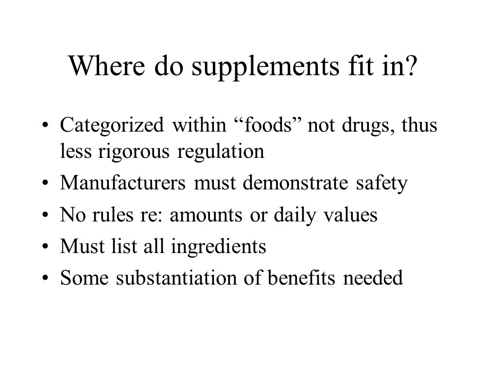 Weight loss supplements Who is most likely to use them.