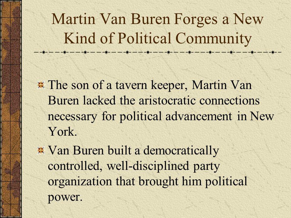 Part Three The New Democratic Politics in North America