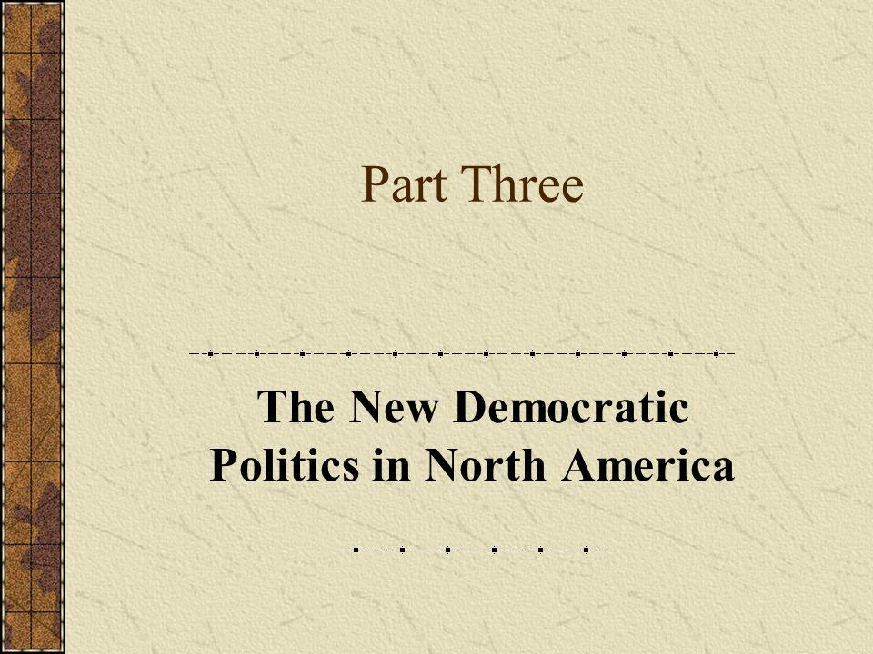 The Nation's Leader versus Sectional Spokesmen Regional spokespeople included: Daniel Webster for the East; John C.