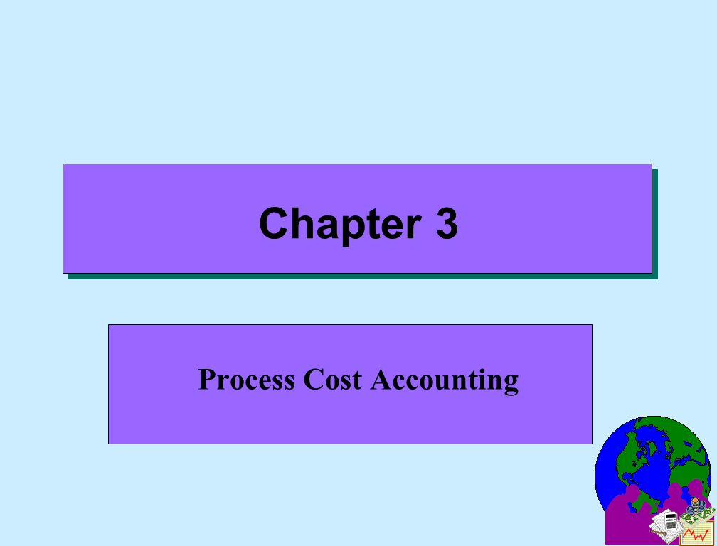 Prepare a production cost report. Study Objective 7