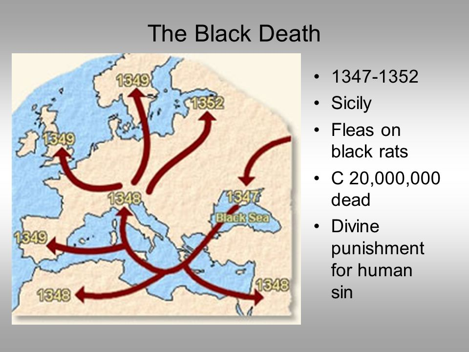Negative impact of the Plague included: Panic- family, friends & villages abandoned Food production plummeted Jewish communities massacred Church authority questioned Economic and social tensions emerged into rebellions New artistic forms focused on decay and death