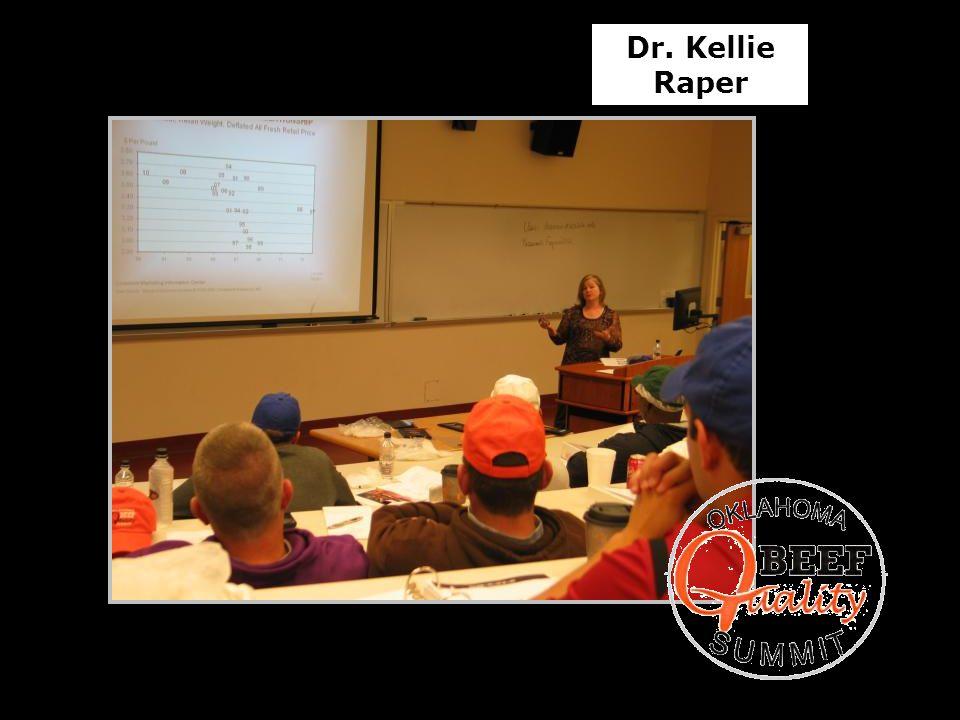 Dr. Kellie Raper