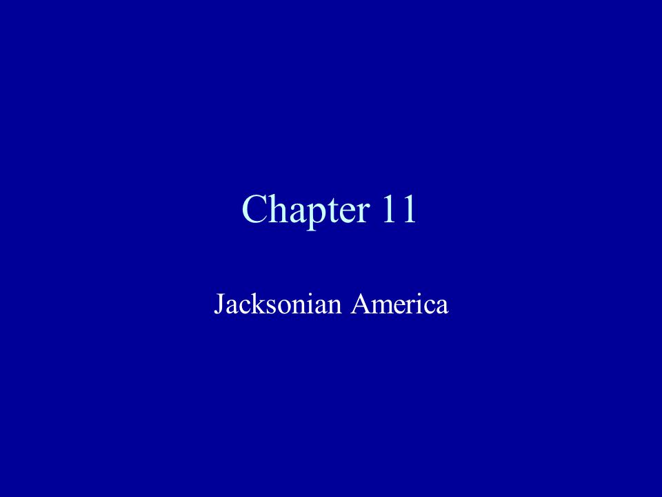 The People's President Andrew Jackson was popular because he related well to the people and came from a similar situation as them Upon becoming President, Jackson replaced hundred of government workers with his followers.