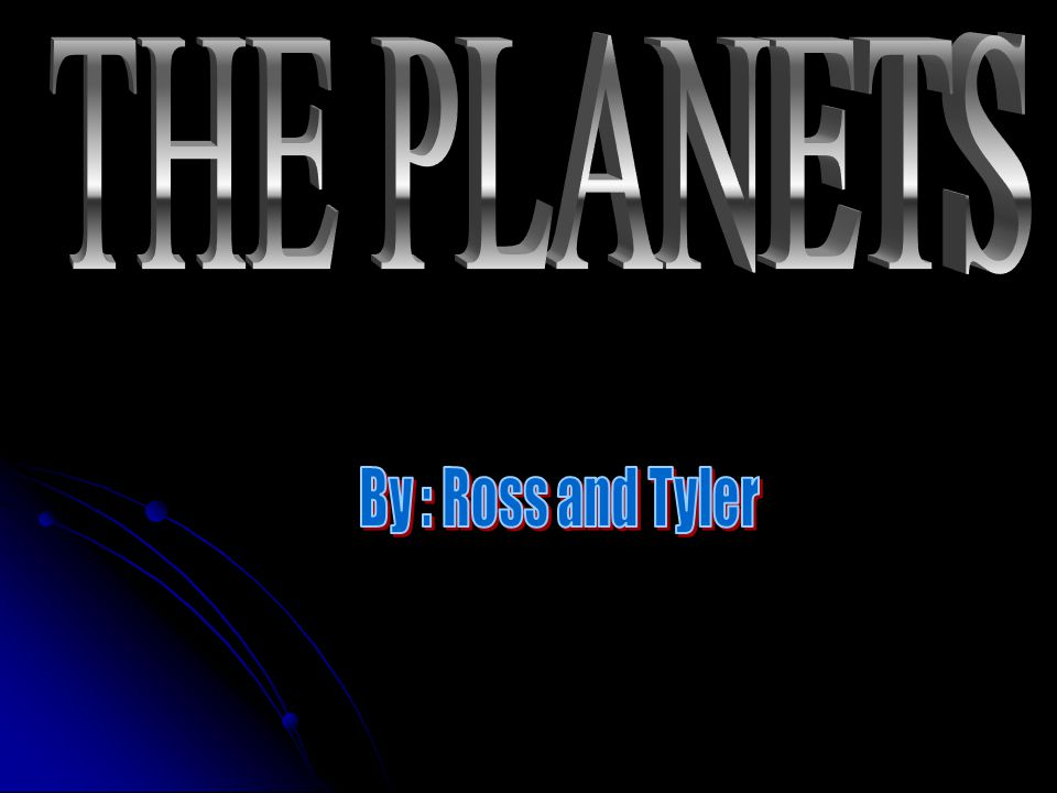 Pluto is known as the ice planet.It is the ninth planet from the sun.