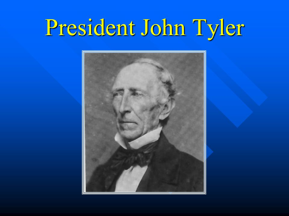 Tyler was anti-Jackson - strong states- righter. Tyler was anti-Jackson - strong states- righter.