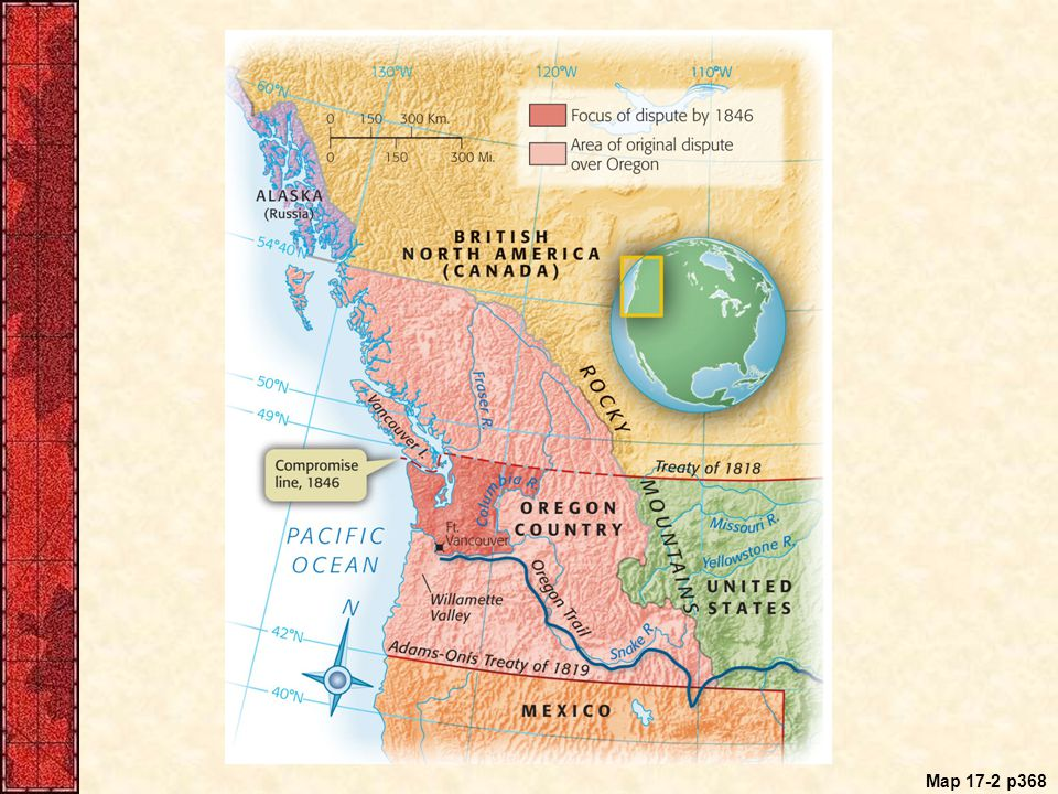Map 17-2 p368