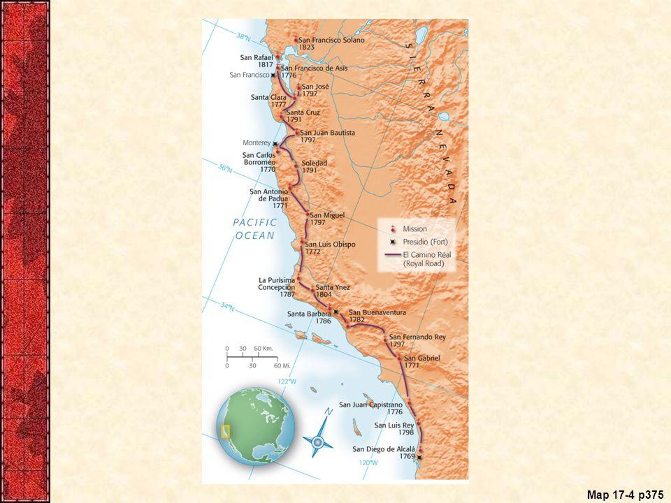 Map 17-4 p375
