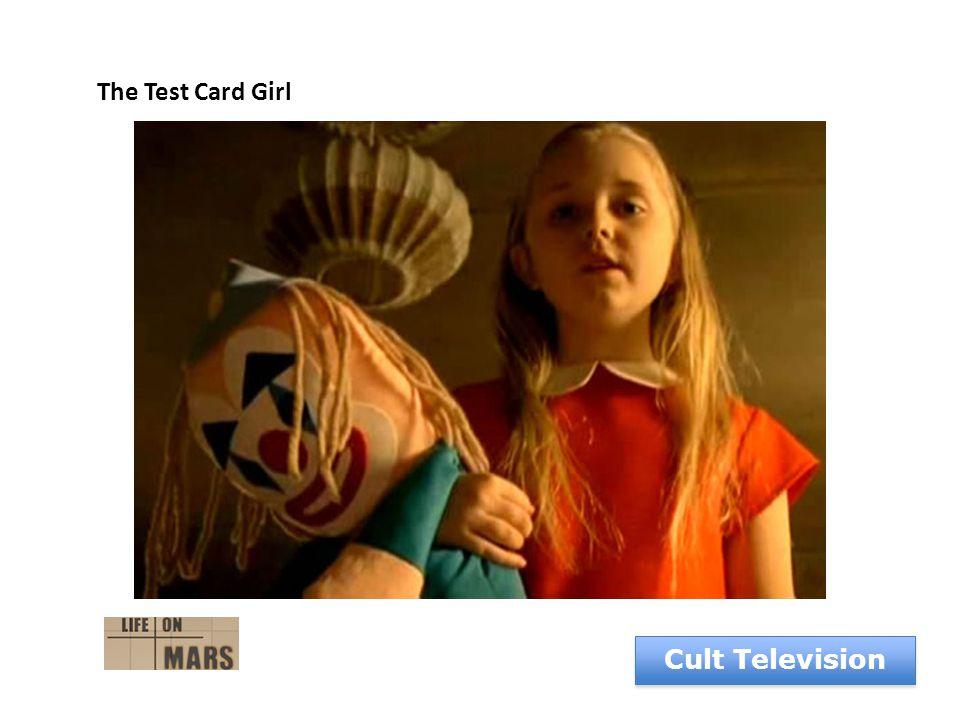 The Test Card Girl