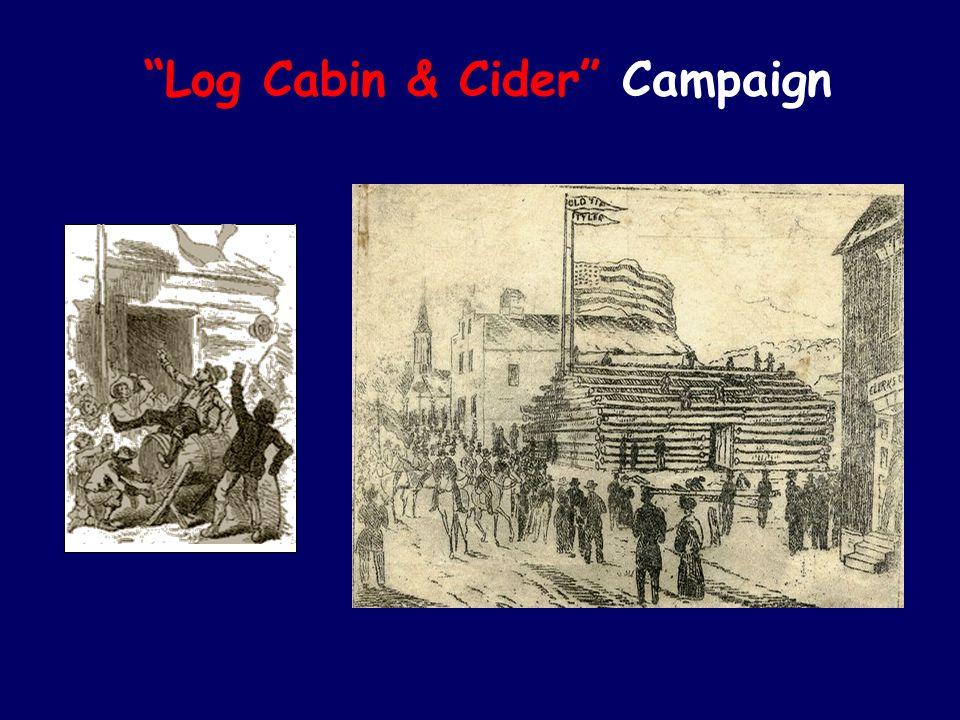 Log Cabin & Cider Campaign