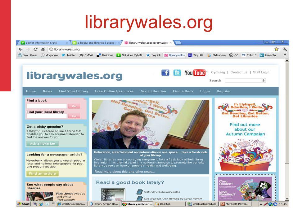 librarywales.org