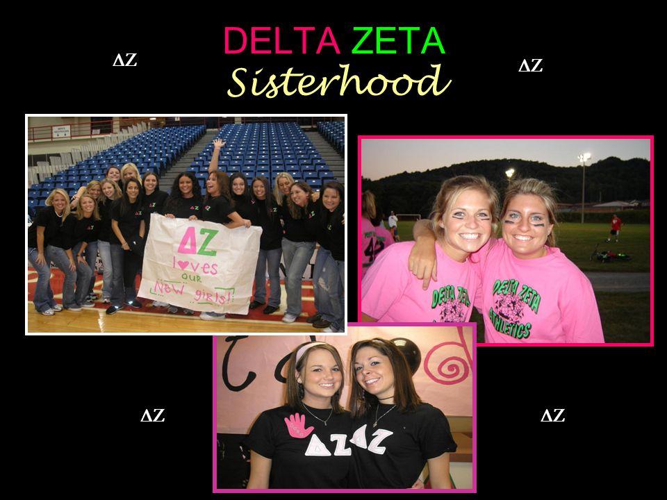 DELTA ZETA Sisterhood 