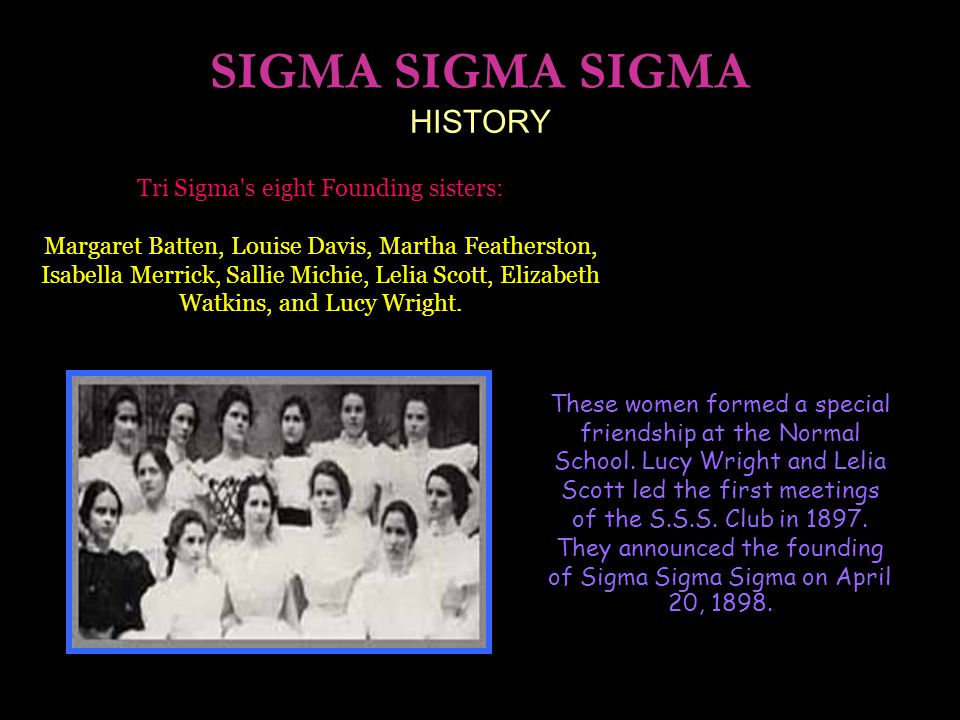 SIGMA KAPPA Philanthropy Maine Sea Coast Mission: In honor of our five Founders from the state of Maine, the Maine Sea Coast Mission was chosen as our first national philanthropy.